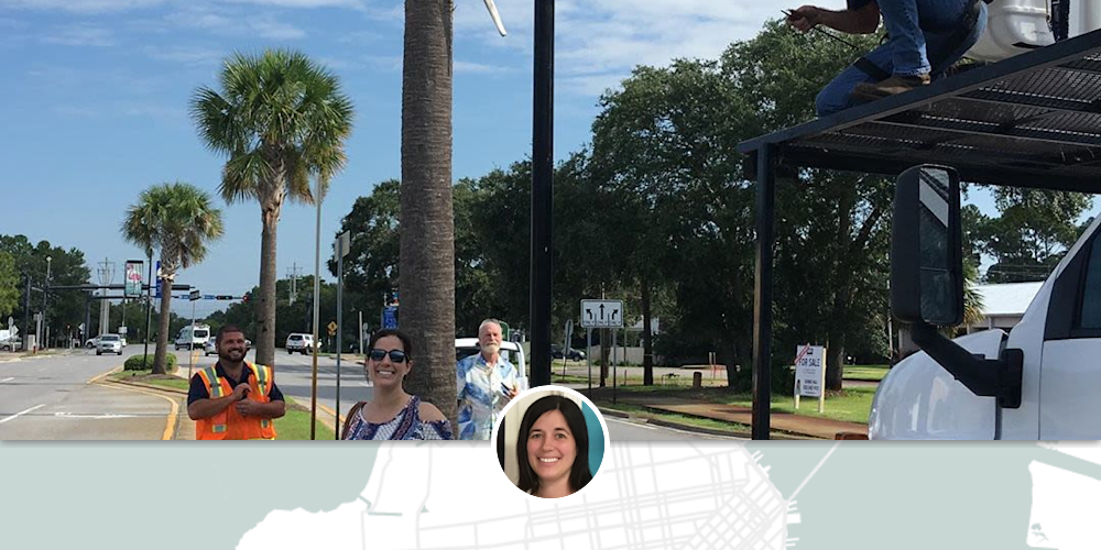 Banner By Jeslyn Kate Seen At Main Street Amp Florida 30