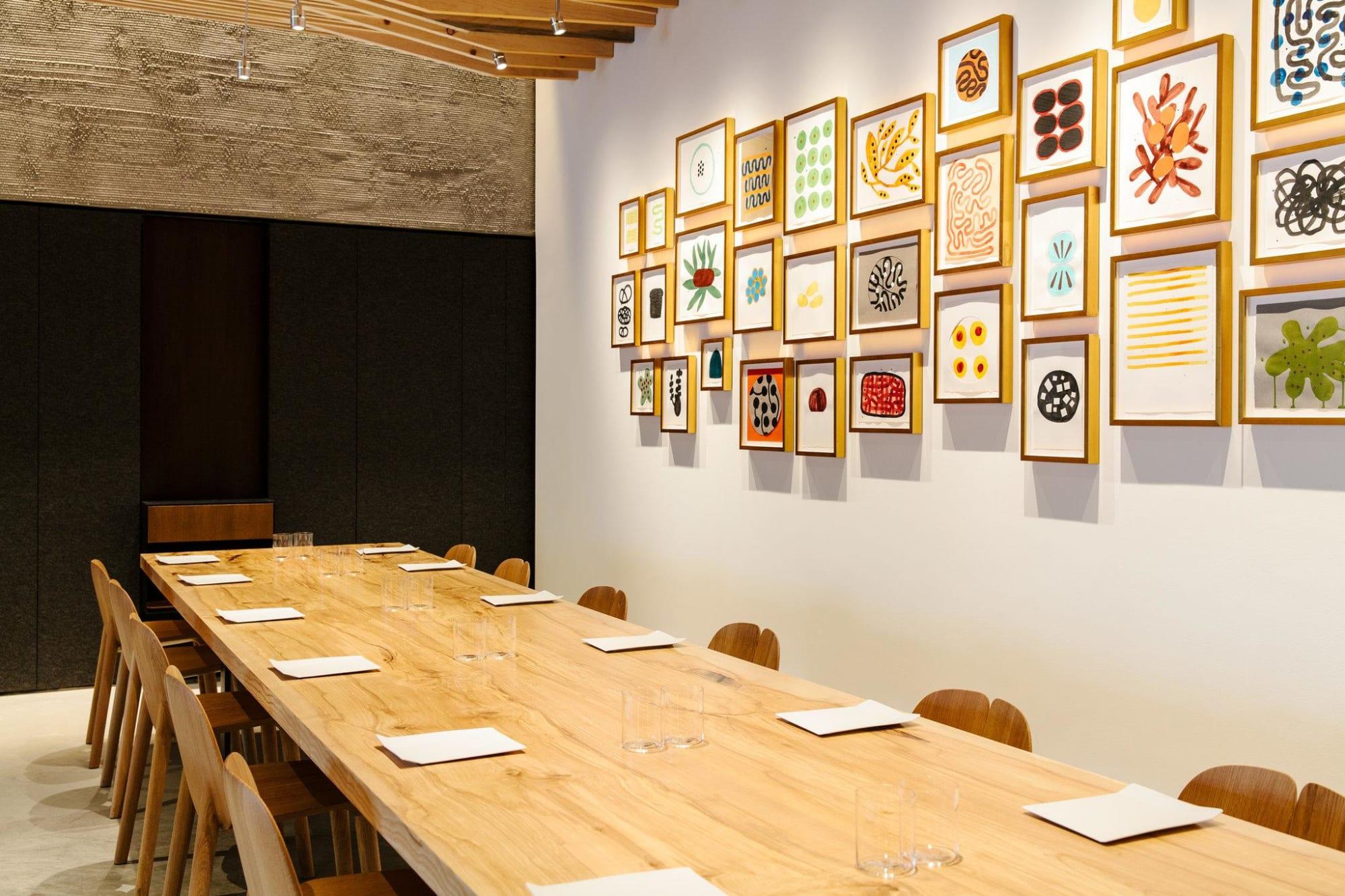 "Paintings by Tucker Nichols seen at In Situ, San Francisco - ""Specials"""
