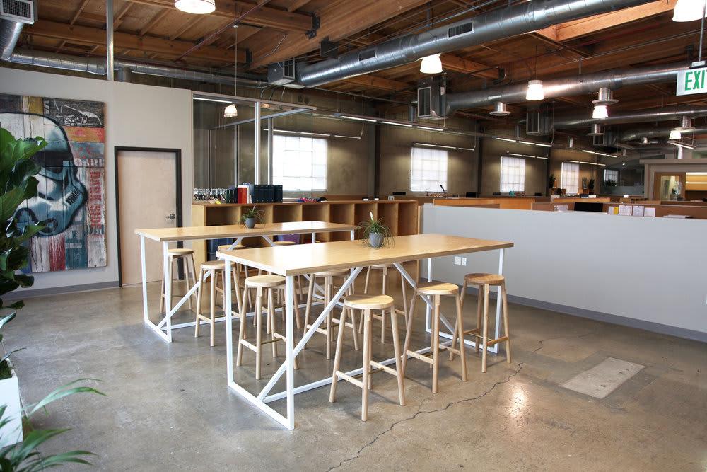 Interior Design by Verdego Design, LLC. seen at LUA + SOL, Culver City - Interior Design