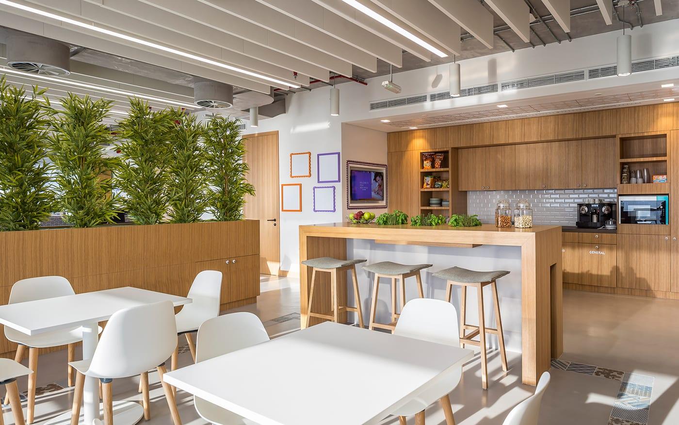 Interior Design by Perkins + Will seen at LinkedIn, Dubai, Dubai - Interior Design
