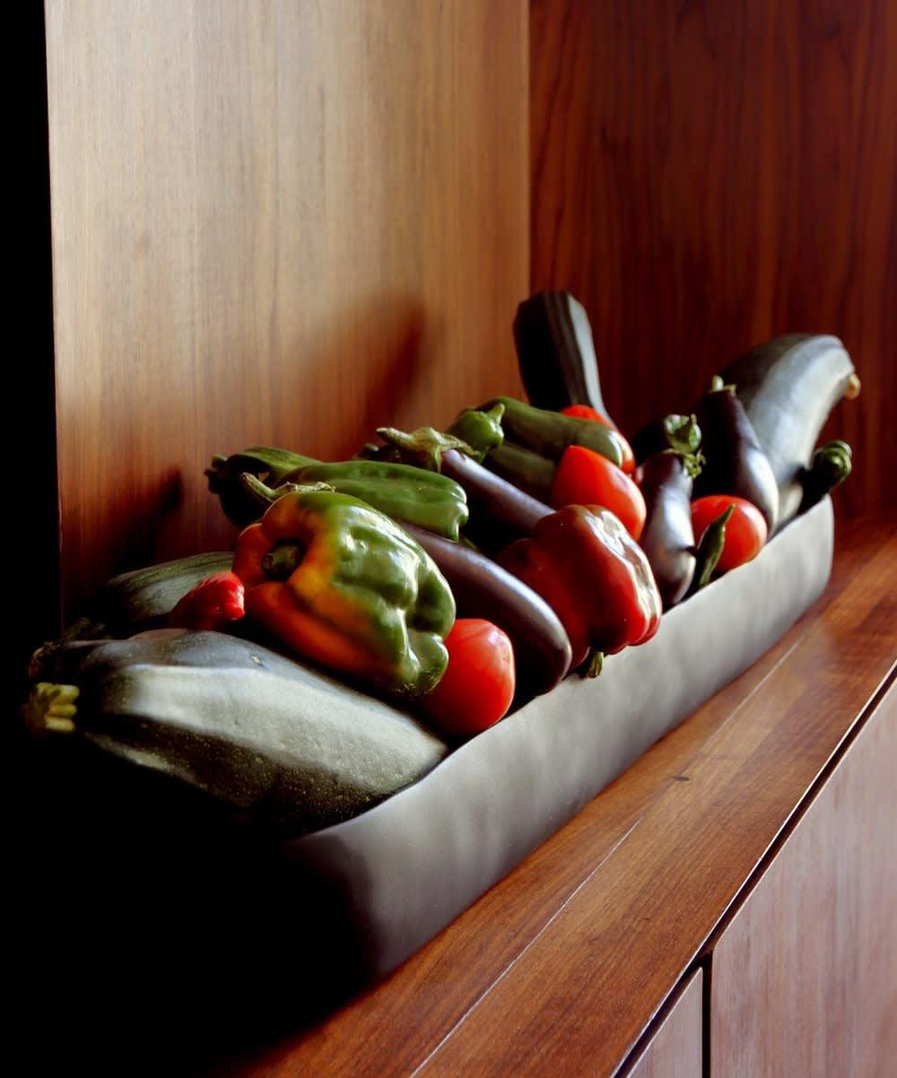 Tableware by Tina Frey seen at Yndo Hotel, Bordeaux - Long Trough