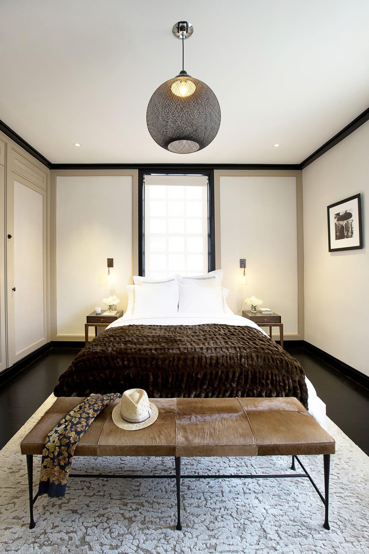 Interior Design by Scarpidis Design seen at West Village Penthouse, New York - Interior Design