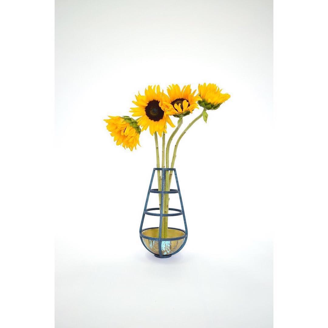 Vases & Vessels by Trey Jones Studio seen at Trey Jones Studio, Washington - Pannier Vase Series