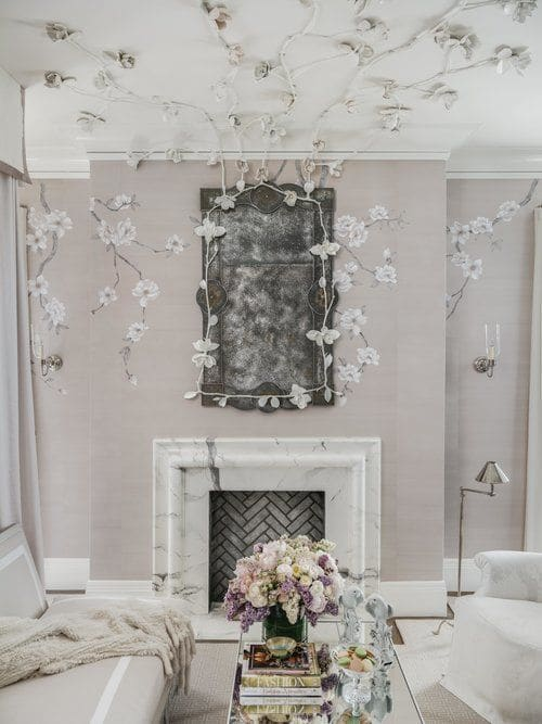 Interior Design by Dina Bandman Interiors seen at SF Decorator Showcase 2019, San Francisco - Interior Design
