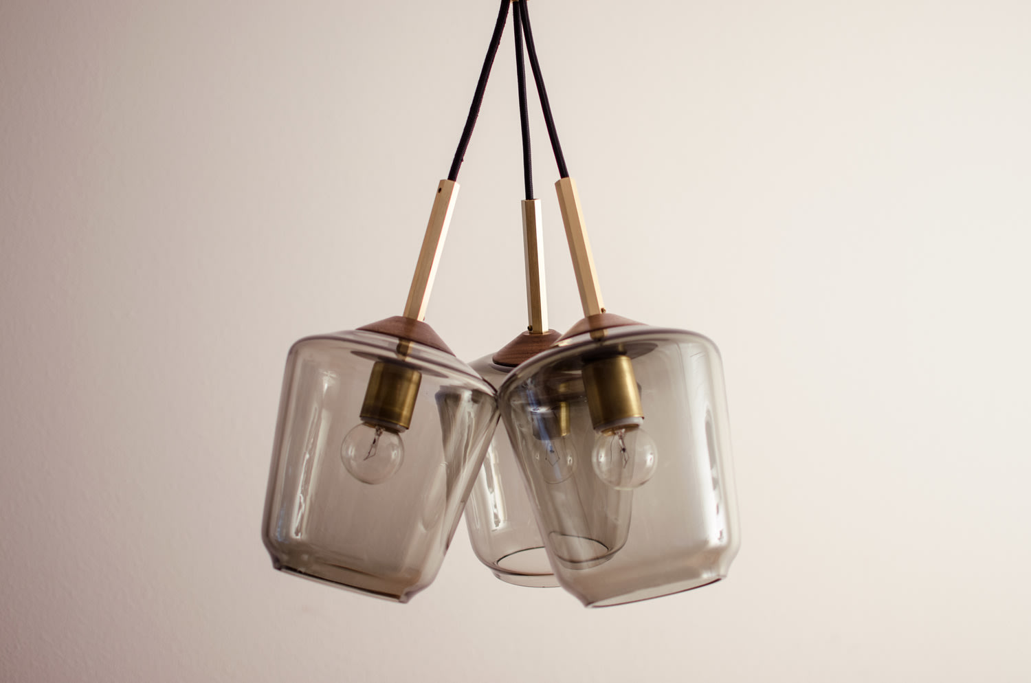 Pendants by Studio Palanquin seen at QUITOKEETO, San Francisco - Wilkens Pendant Lamp