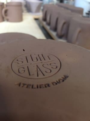 Cups by Atelier Dion seen at Sightglass, San Francisco - Ceramic Coffee Mugs