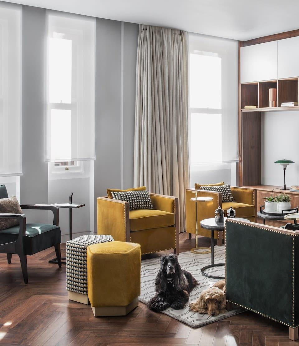 Interior Design by Casa Botelho seen at Private Residence, London - Interior Design
