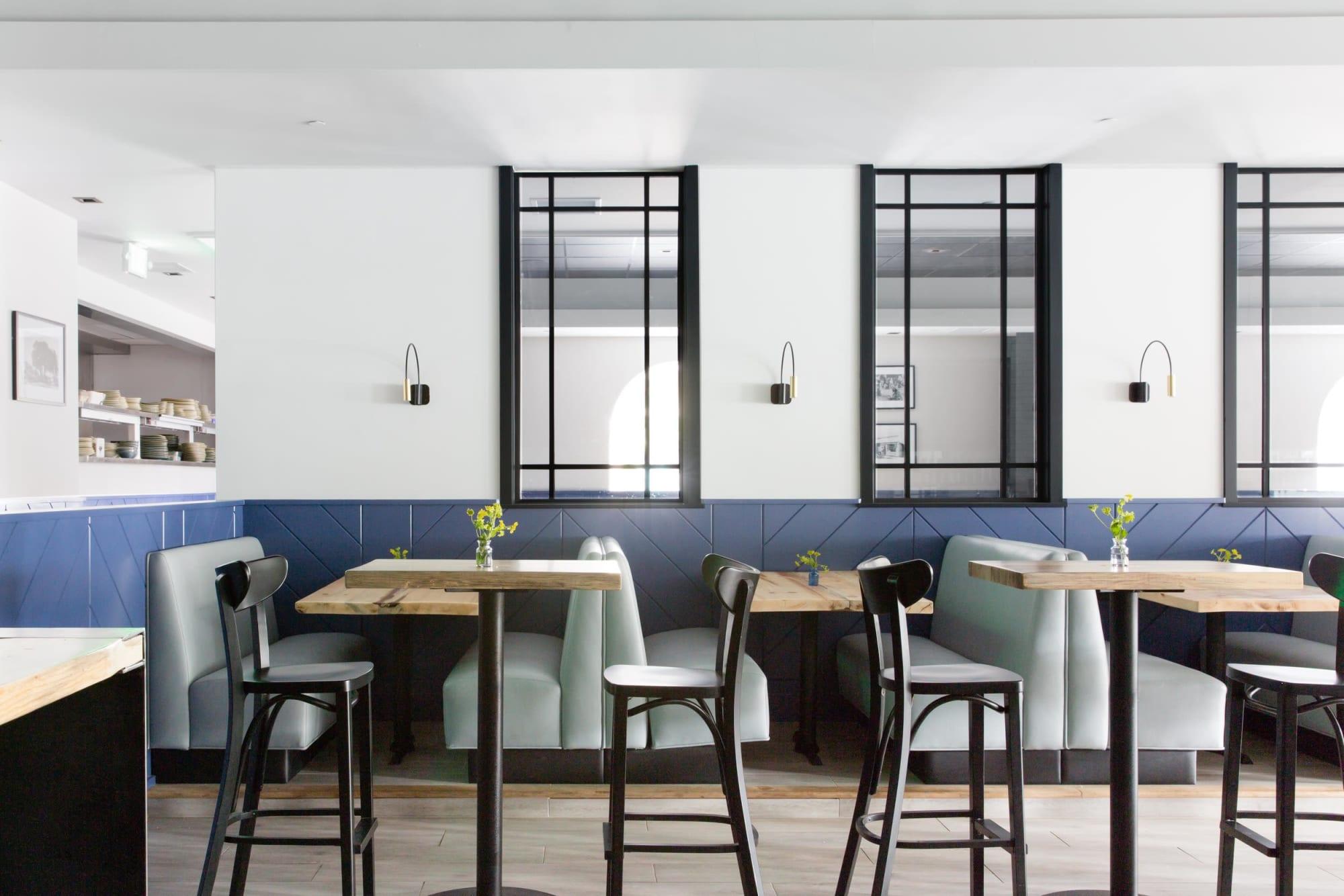Interior Design by Peruri Design Company seen at The Post, Los Altos - Interior Design