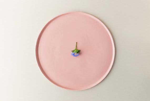 Ceramic Plates by SIND STUDIO seen at De Maria, New York - Ceramic Dinner Plates