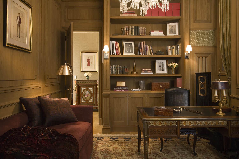 Interior Design by Michele Safra Interiors seen at The Plaza Hotel, New York - Interior Design