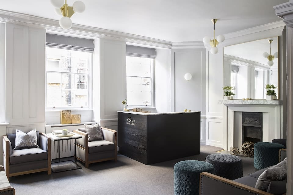 Interior Design by Casa Botelho seen at 1 Hare Court Chambers, London - Interior Design