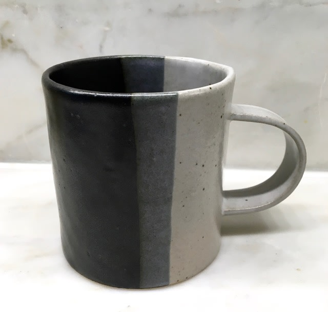 Tableware by Len Carella seen at Octavia, San Francisco - Stoneware Mug