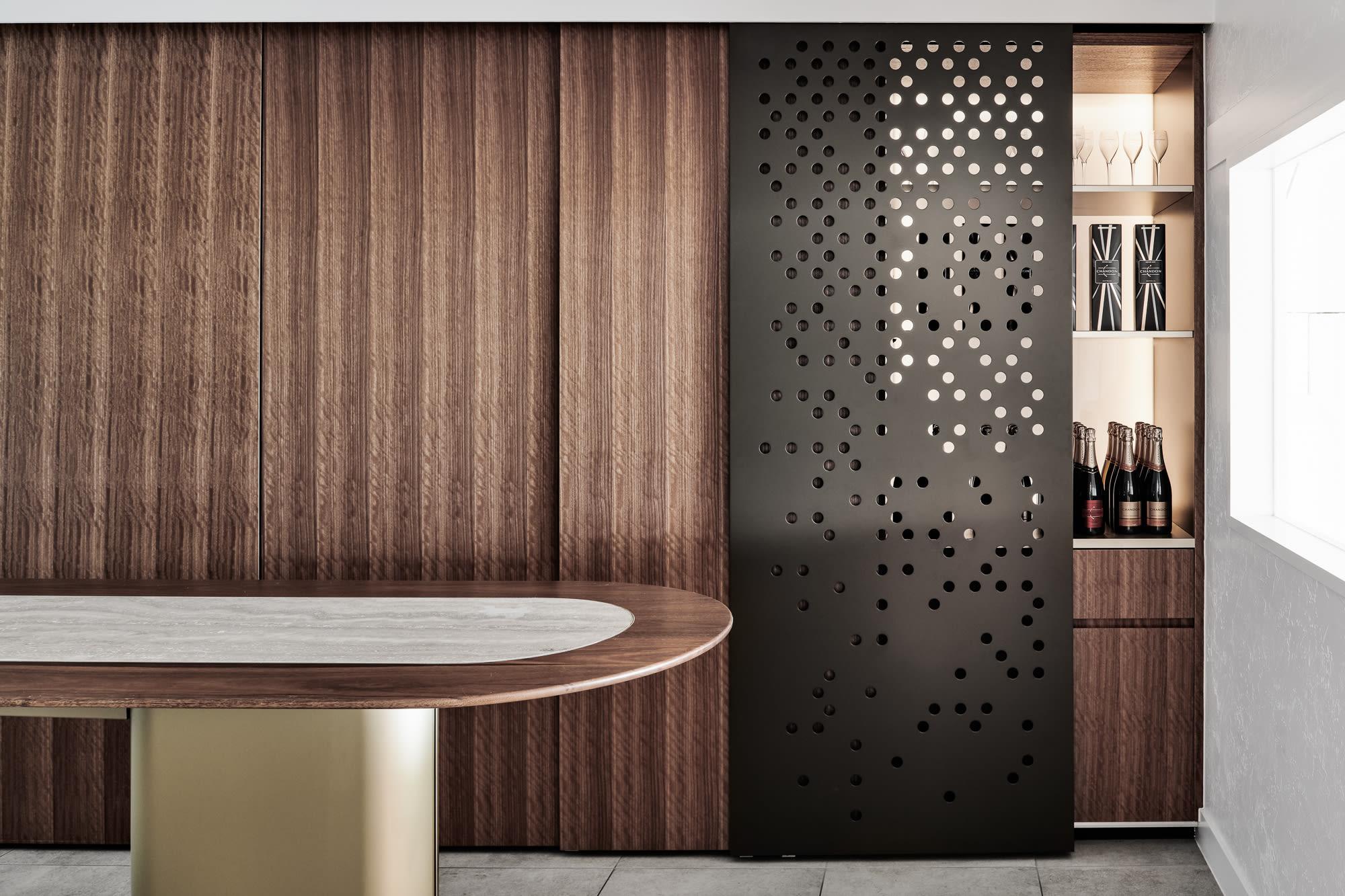 Interior Design by Foolscap Studio at Domaine Chandon, Coldstream - Interior Design