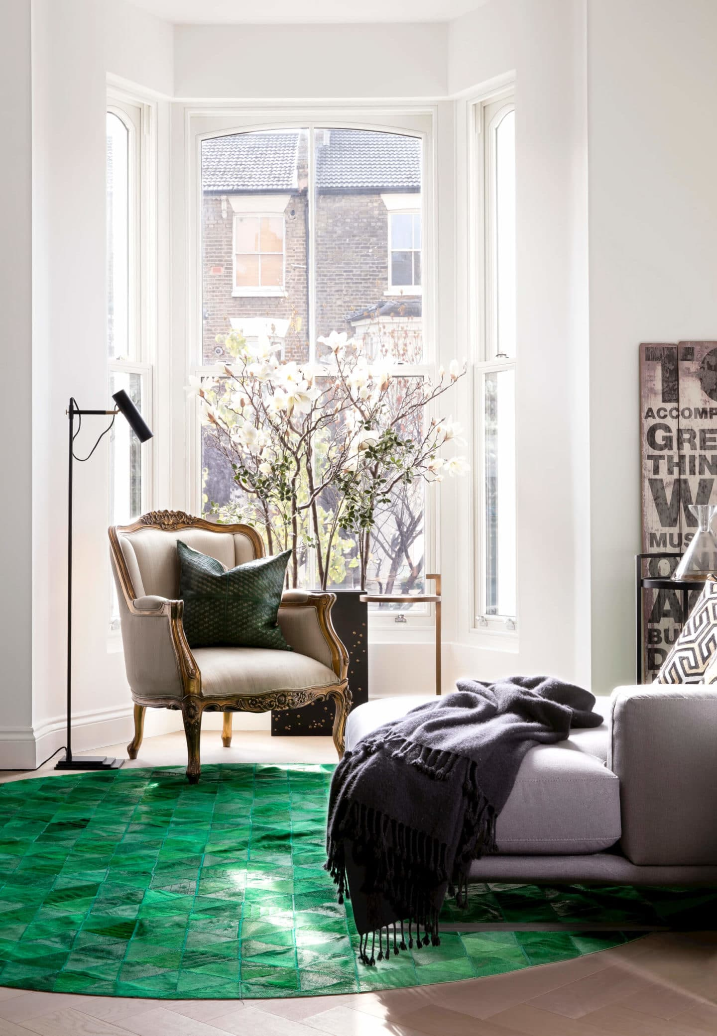 Interior Design by Casa Botelho seen at London Fields Home, London - Interior Design