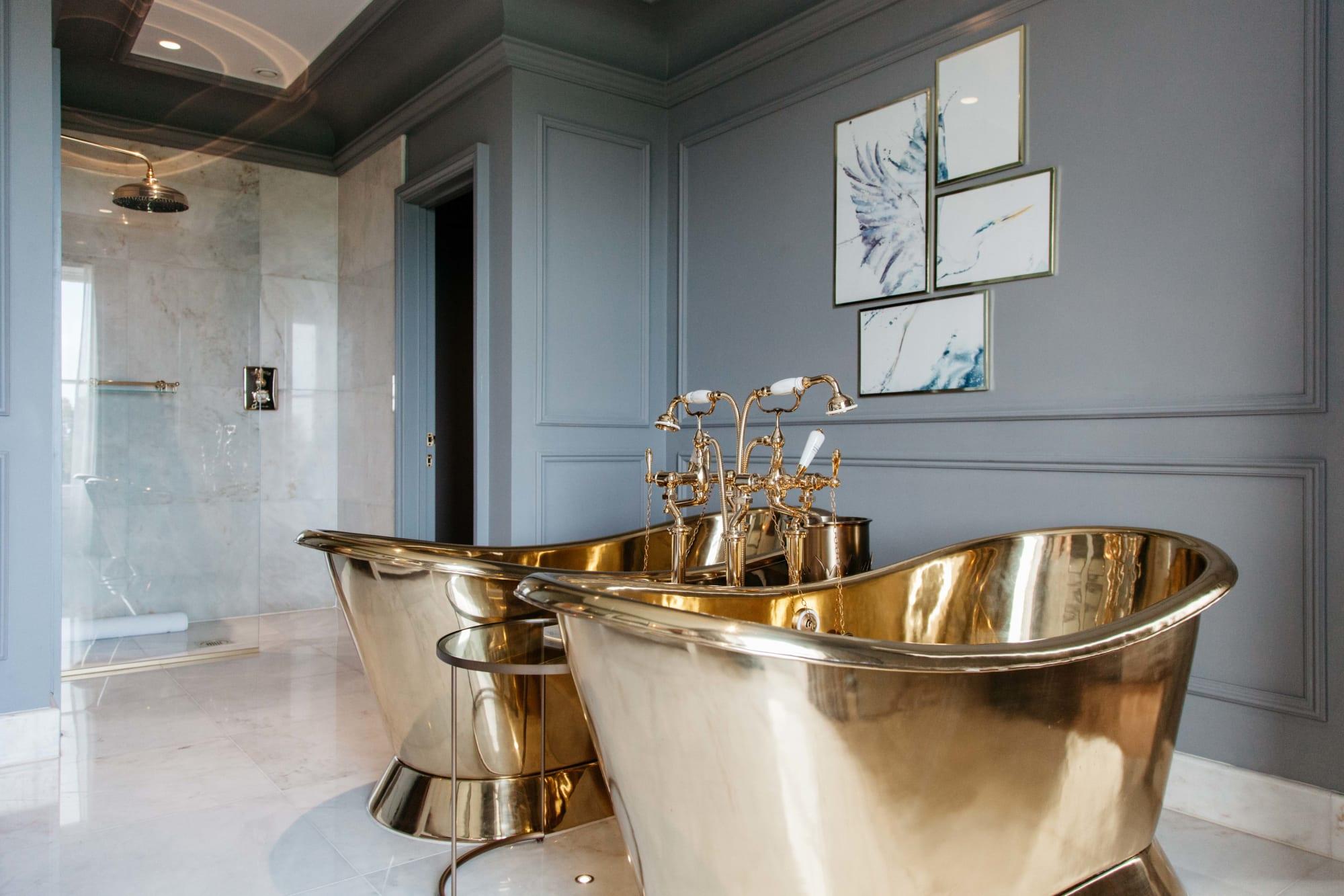 Interior Design by Meraki Design Ltd at Devon - Lympstone Manor