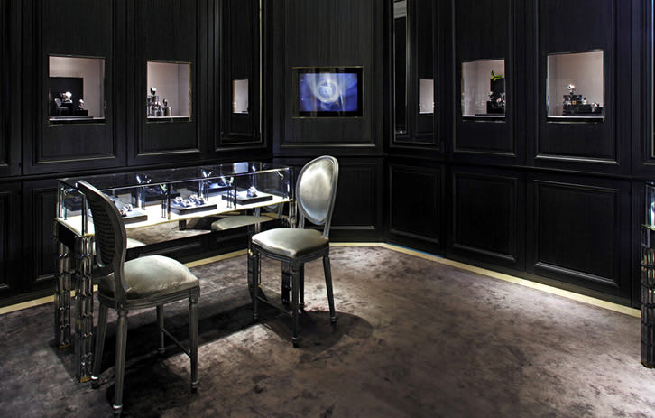 Interior Design by G4 Group seen at Dior, Casablanca - Architectural Design