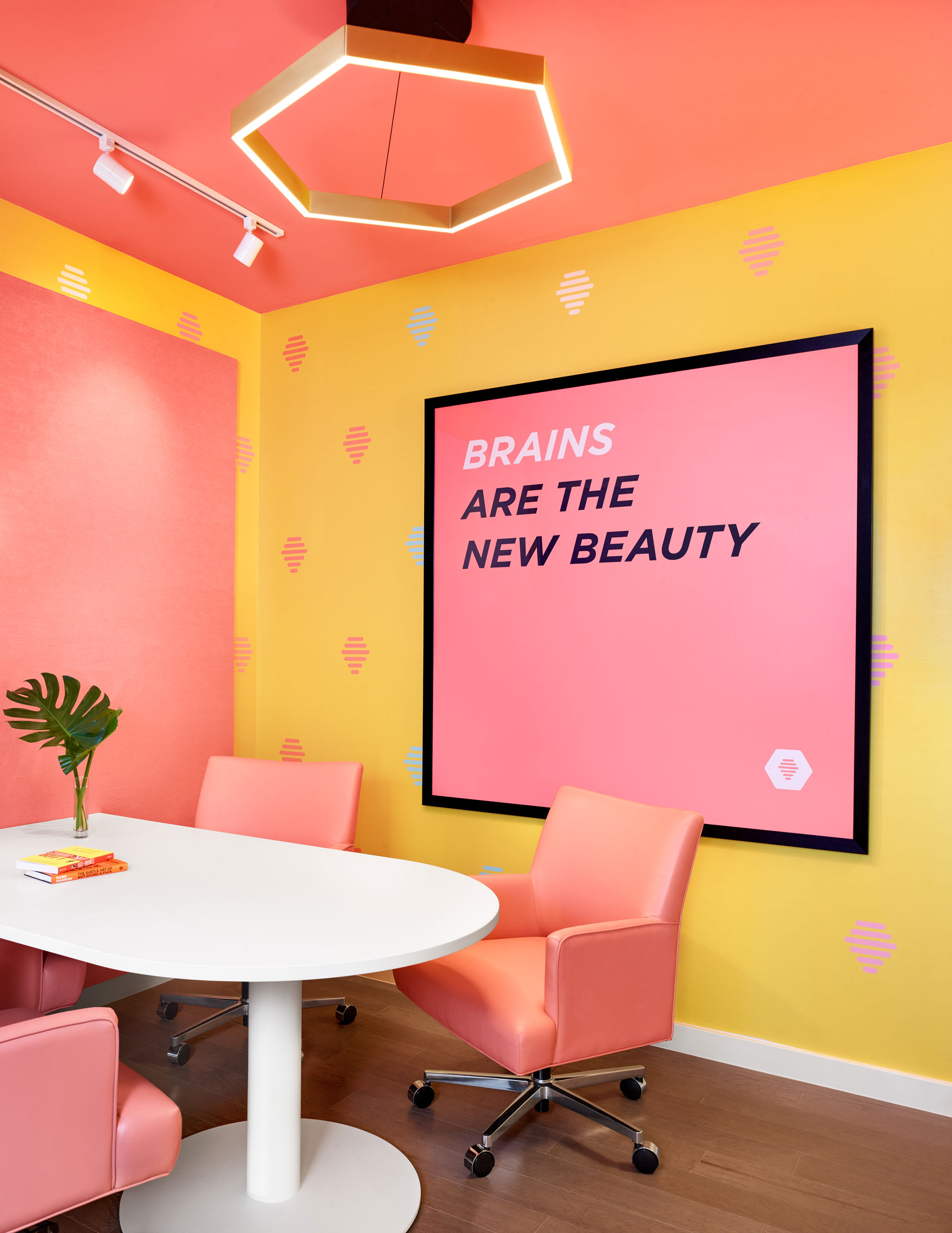 Interior Design by Mark Odom Studio seen at Bumble, Austin - Bumble Headquarters