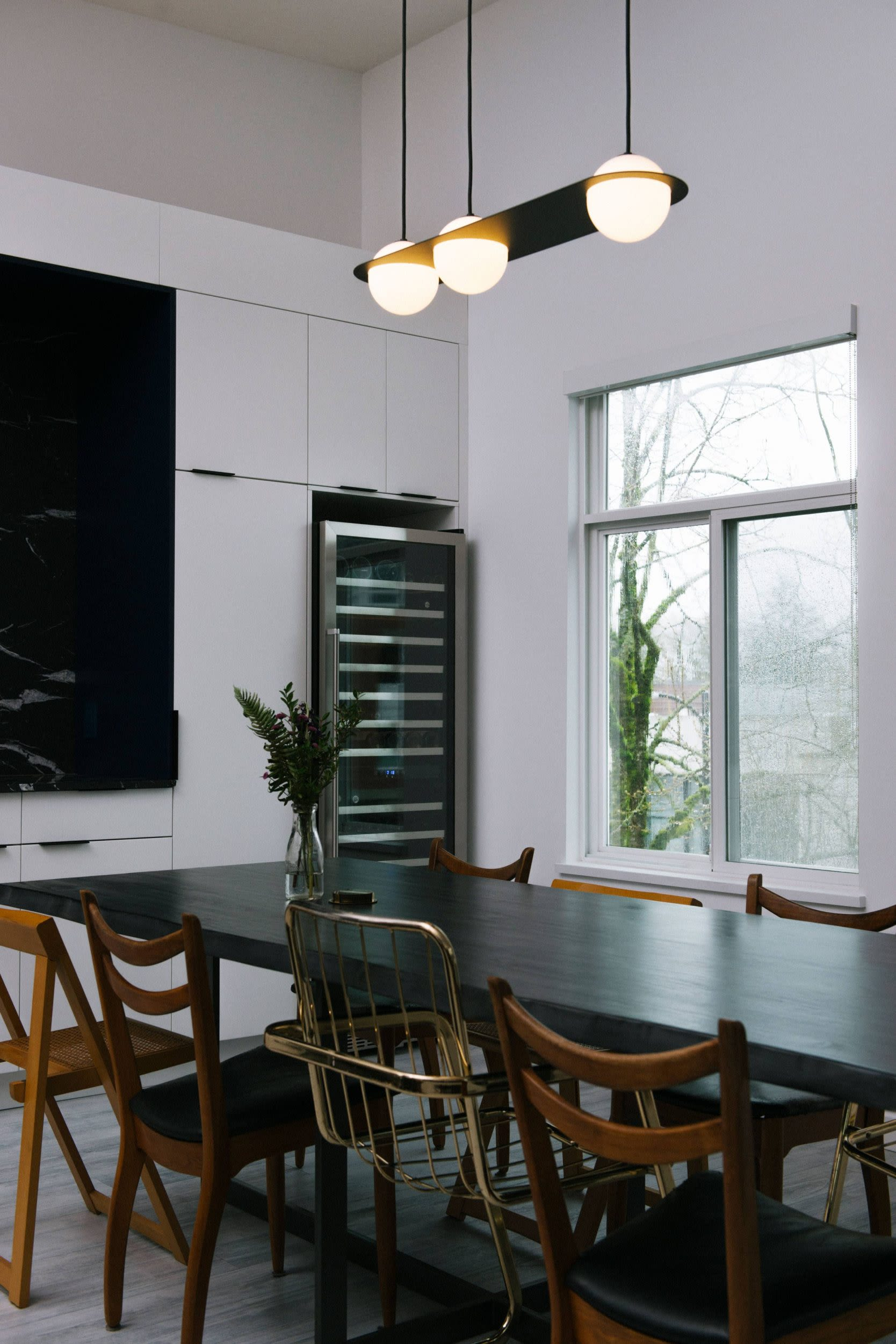 """Interior Design by Studio Roslyn seen at Private Residence, Vancouver - """"Ad Astra House"""" Interior Design"""