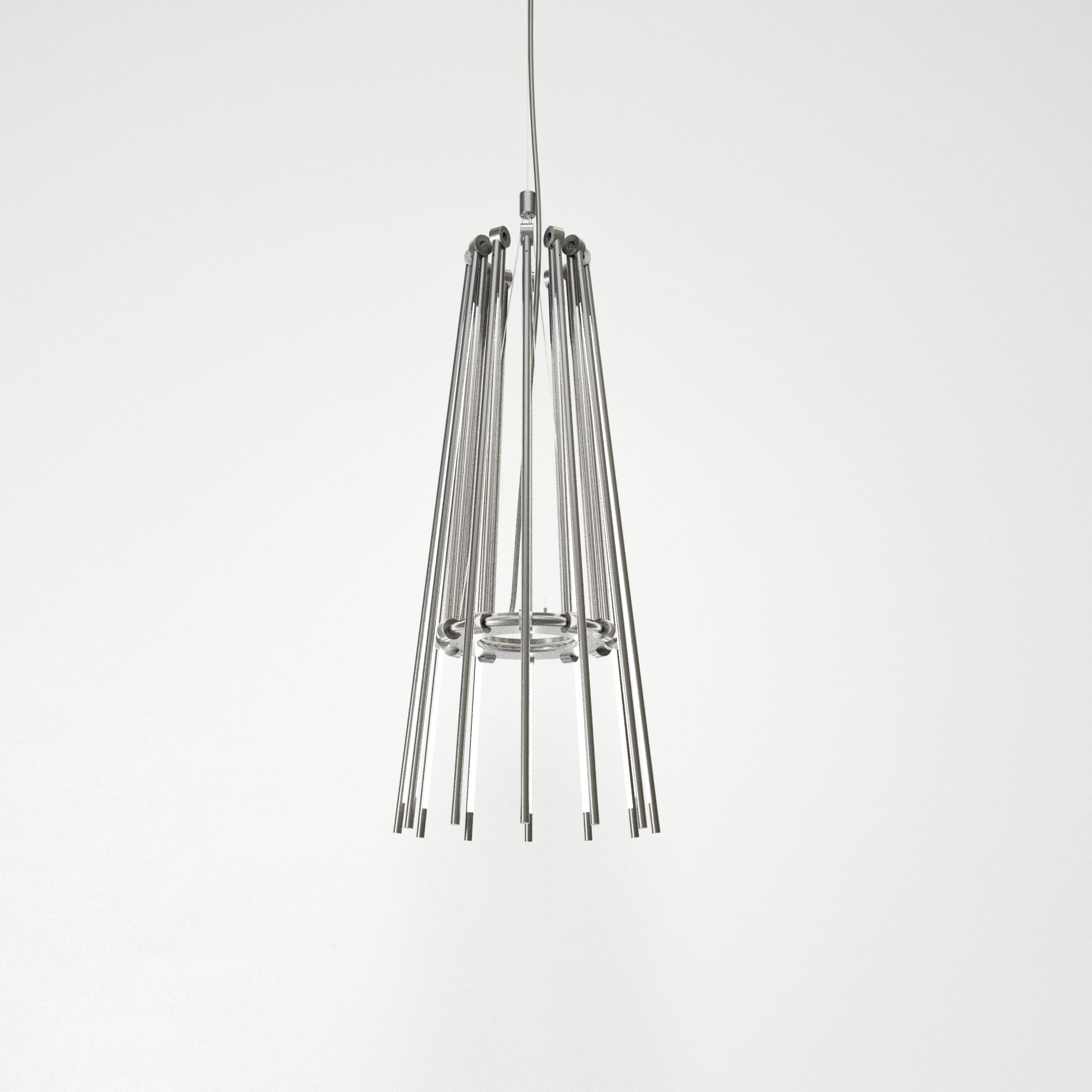 Chandeliers by Juniper at 68 33rd Street, Brooklyn, NY,, Brooklyn - THIN Chandelier