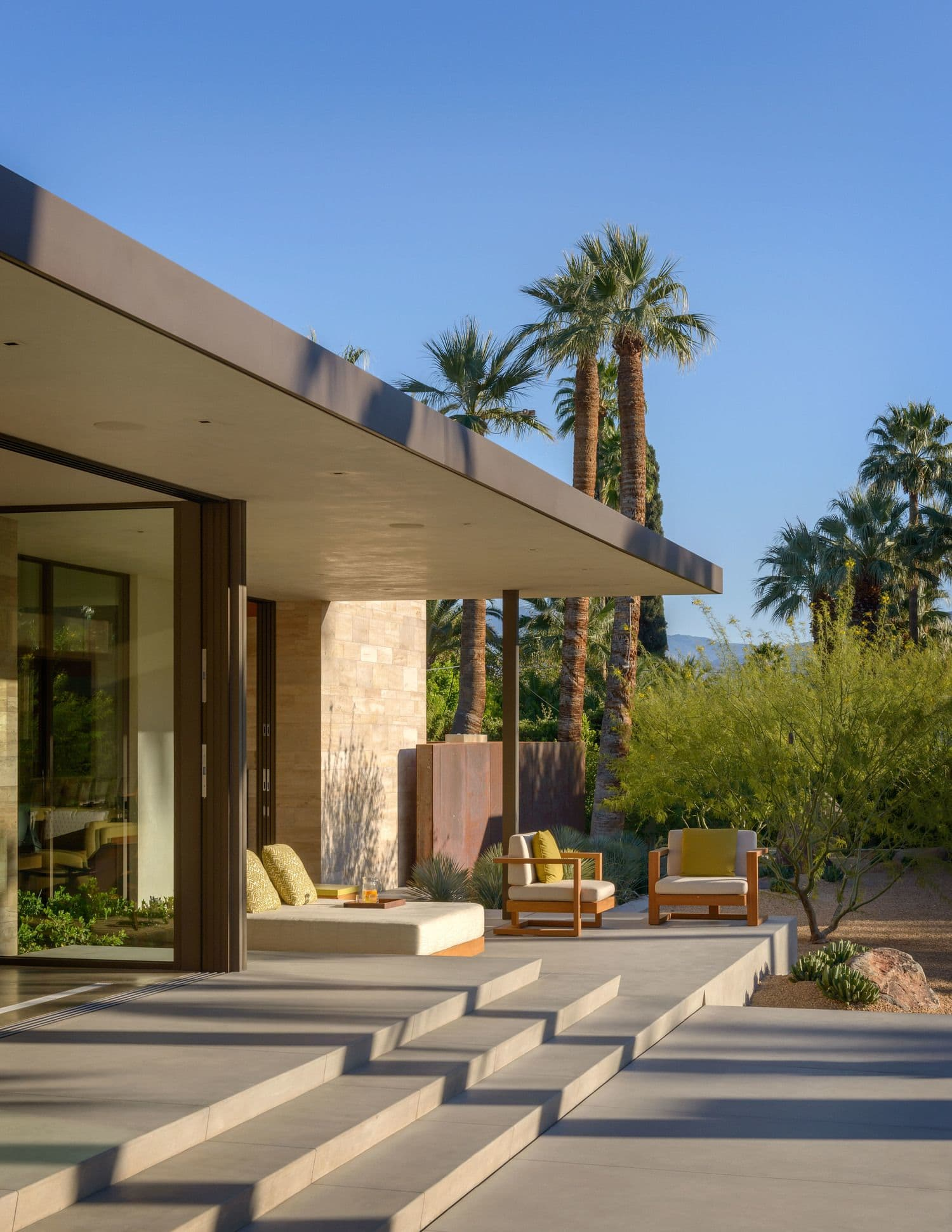 Plants & Landscape by Zeterre Landscape Architecture seen at Private Residence, Palm Springs - Palm Springs Oasis