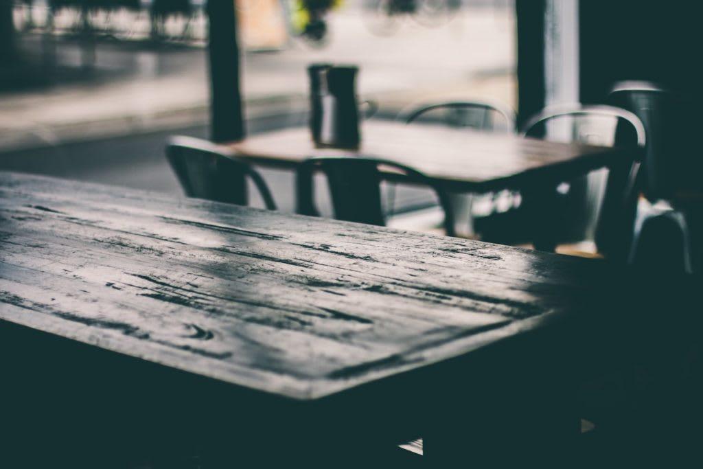 Tables by Yard Furniture at Grill'd Fairfield, Fairfield - Custom Tables
