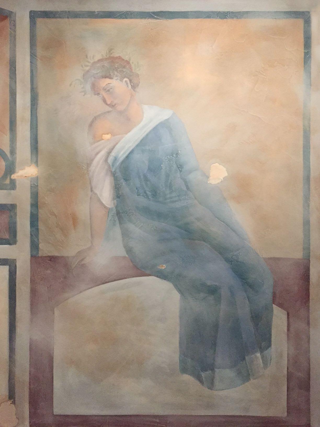 Murals by Nicolette Atelier seen at NERO, Washington - Italian Fresco Mural