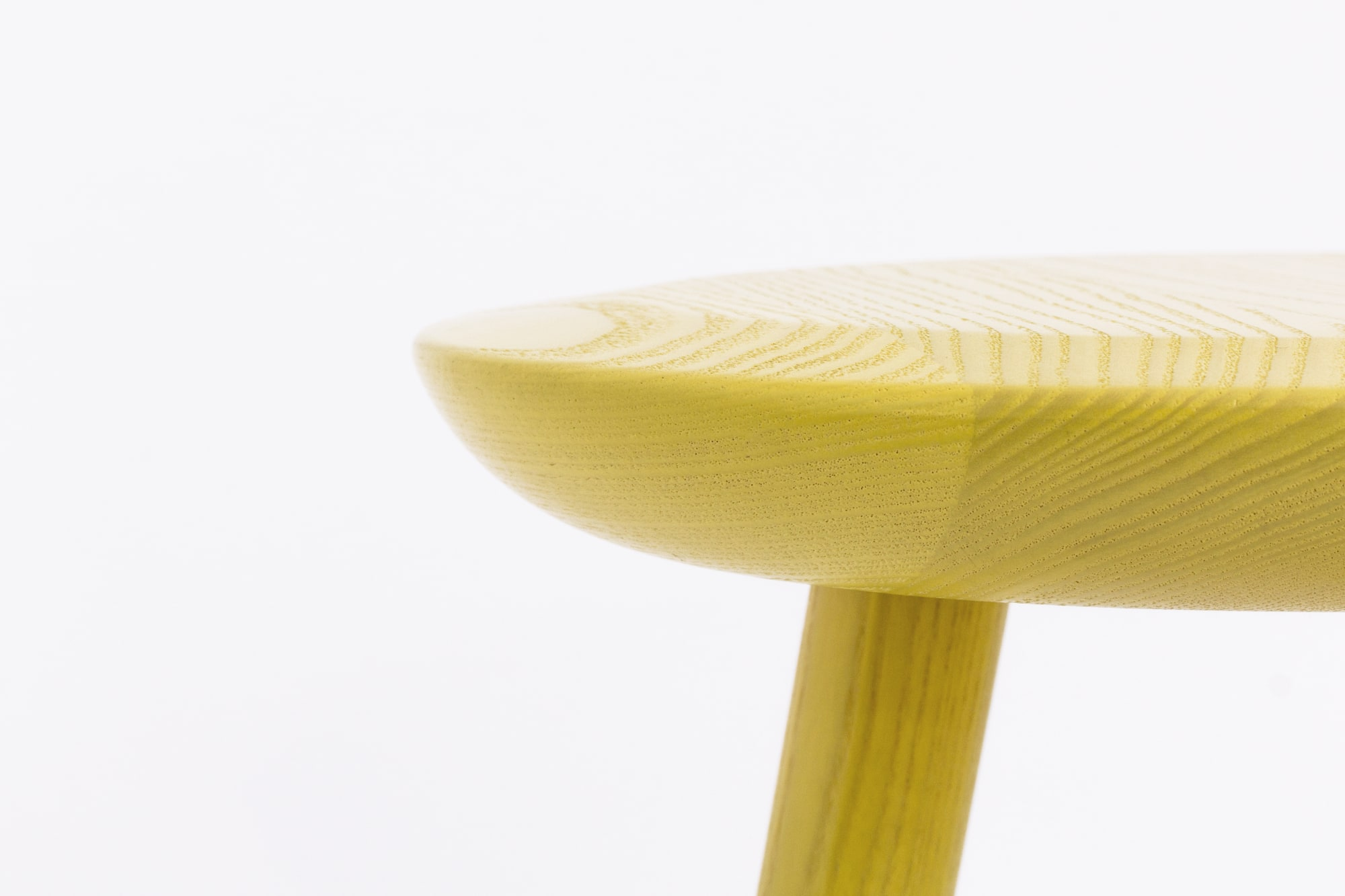 Furniture by Vitamin seen at Vitamin Living Studio, London - Vitamin Ninety Stool