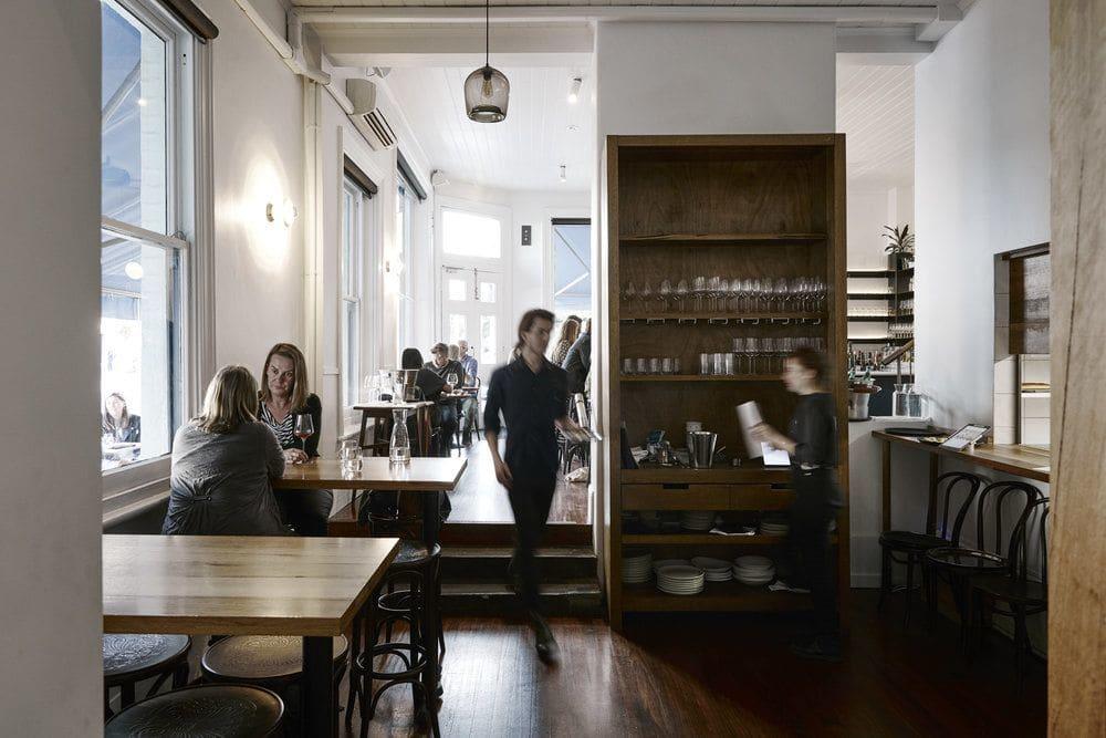 Interior Design by Samantha Eades Design seen at Carlton Wine Room, Carlton - Interior Design