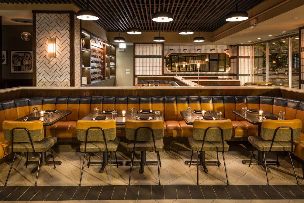 Interior Design by blocHaus at The Kennison, Chicago - Interior Design