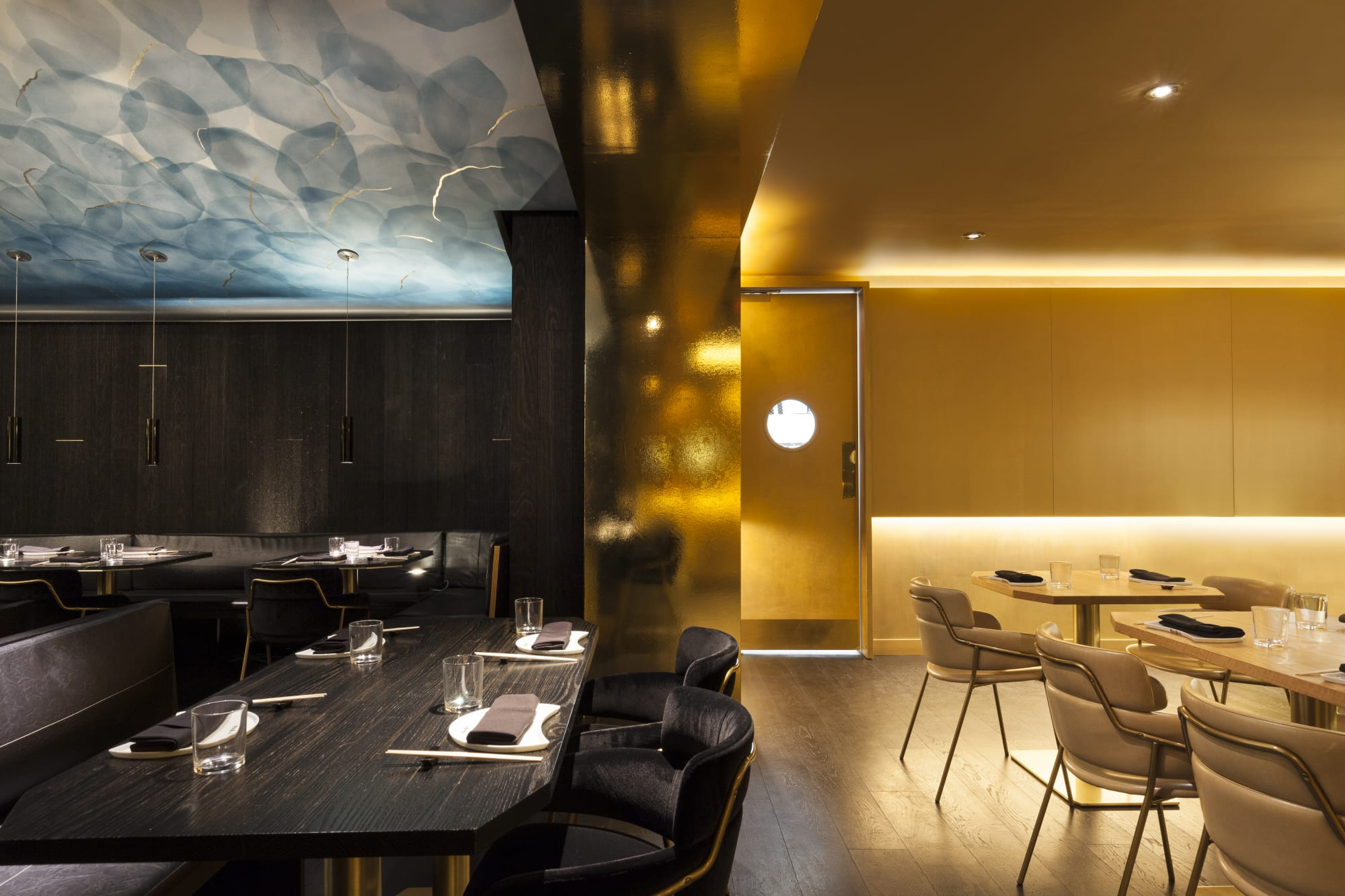 Interior Design by Studio Munge seen at Akira Back, Toronto - Interior Design