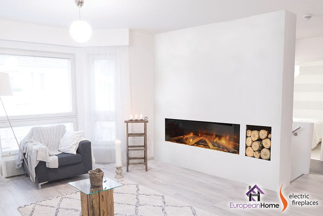 Fireplaces by European Home seen at 30 Log Bridge Rd, Middleton - E40 Electric Fireplace