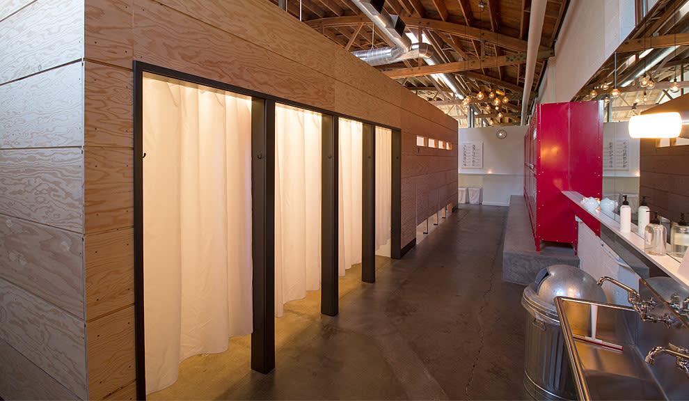 Interior Design by Brendon Farrell seen at Loyly Northeast, Portland - Interior Architecture