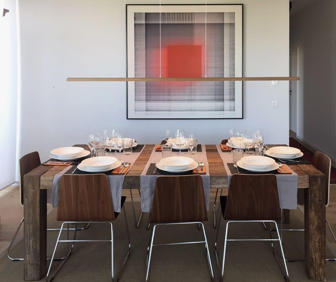 Art & Wall Decor by Rica Belna seen at Berlin Studio, Berlin - Minimal art for modern Dining