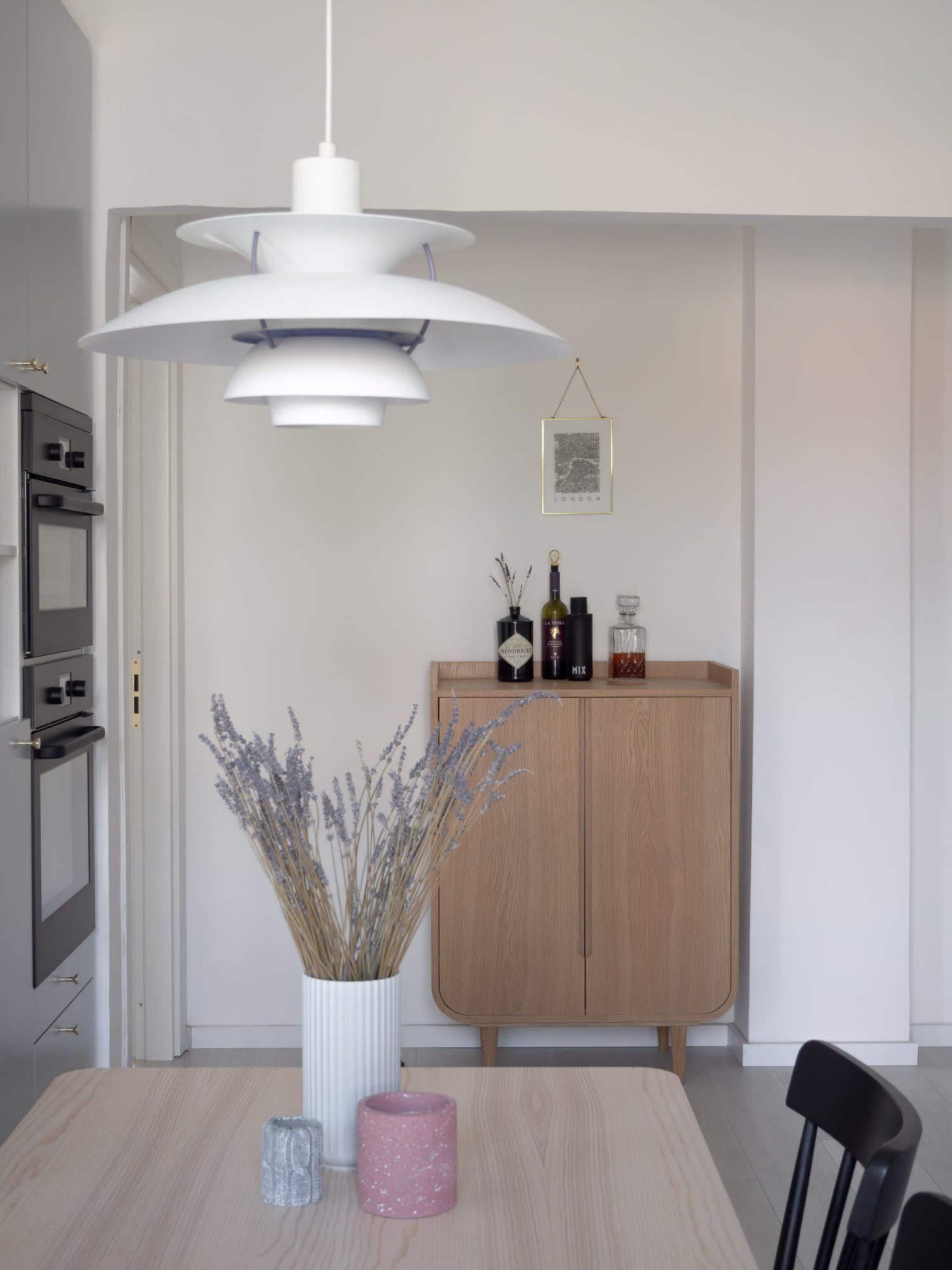 Mid Century Modern Wooden Bar Cabinet