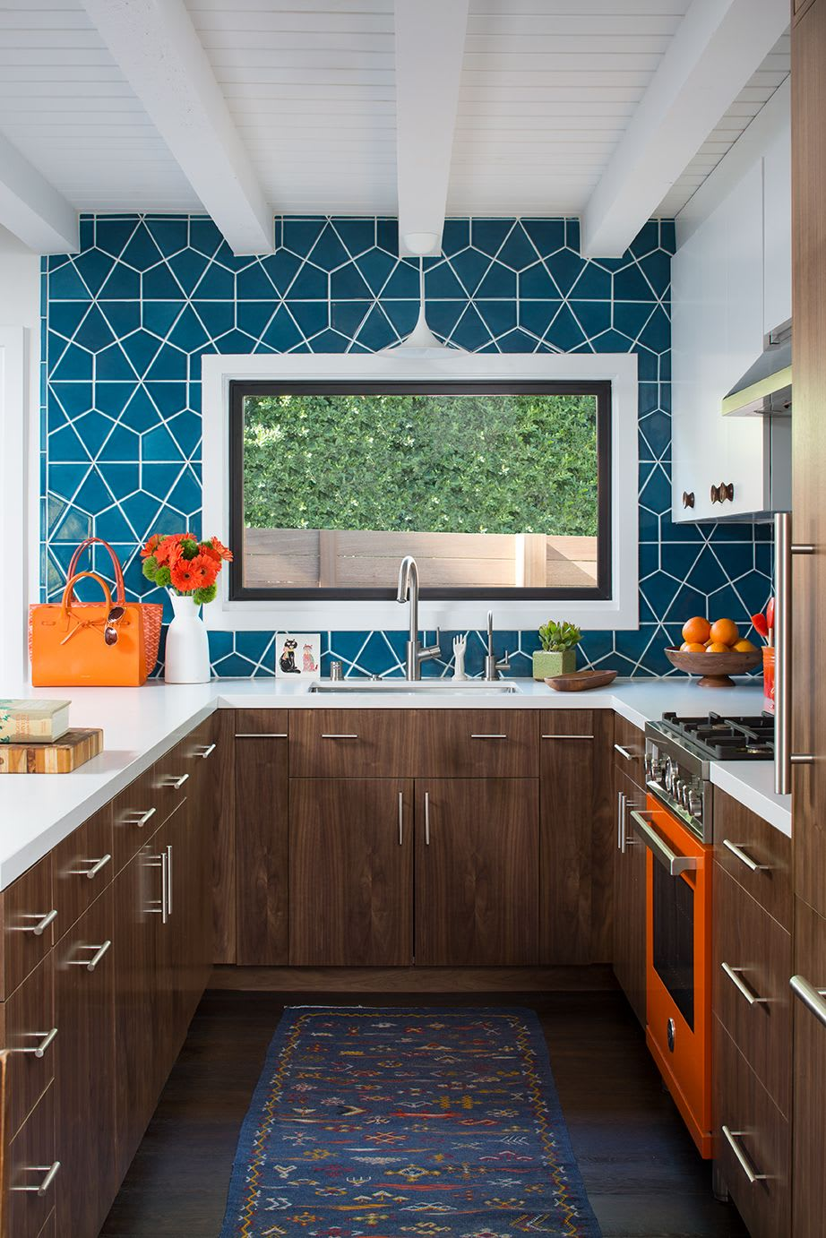 Interior Design by Kelly Martin Interiors seen at Private Residence, Los Angeles - Midcentury Remodel