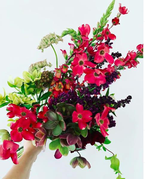 Floral Arrangements by Yedda Morrison Studio seen at Private Residence, San Francisco - Bouquets & arrangements