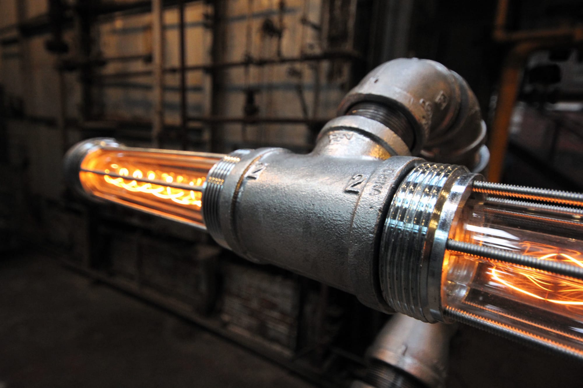 Lamps by Pandemic Design Studio seen at Philadelphia, Philadelphia - The Mantis