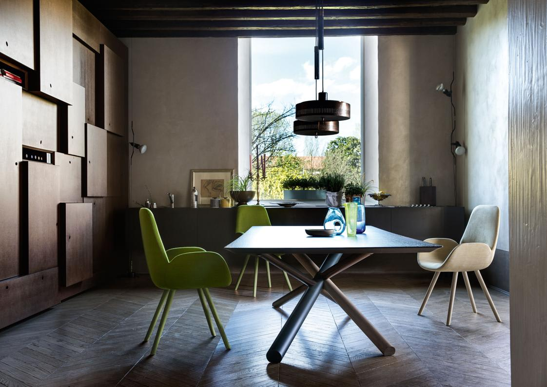 W Dining Table by Designlush seen at New York Design ...