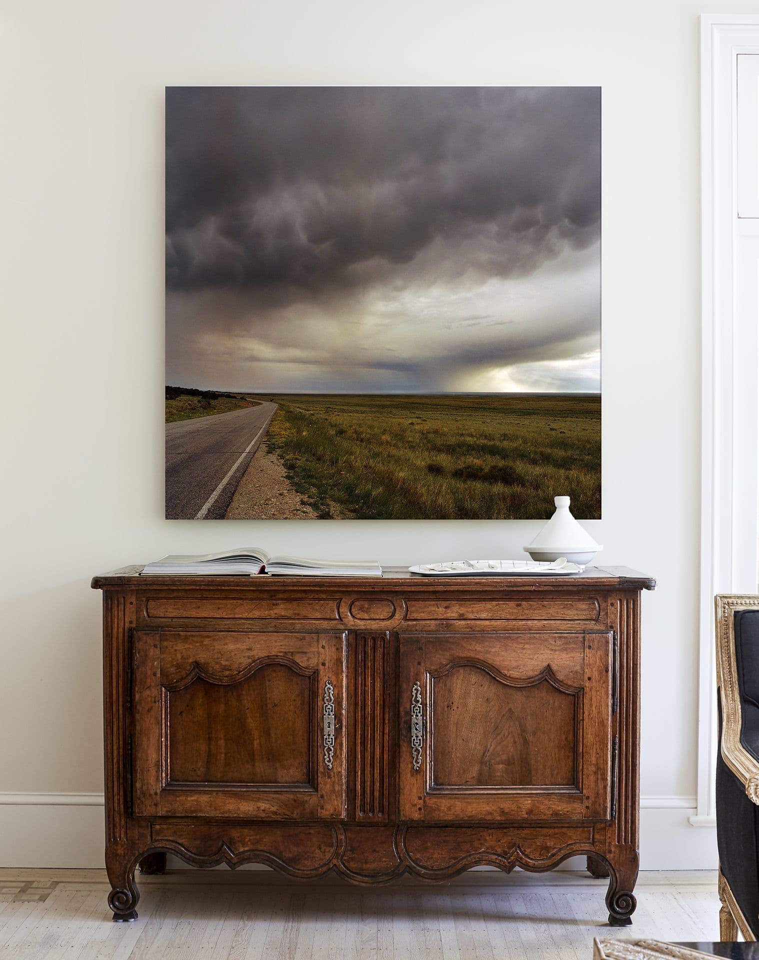 Photography by Tabitha Soren at Private Residence, Boston - Weathering - Sky, Clouds