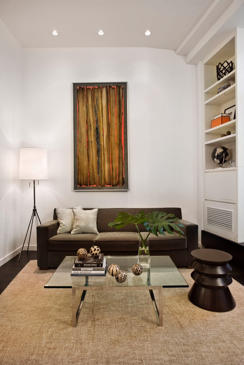 Interior Design by Michael Wood Interiors seen at Private Residence, New York - West Village Loft