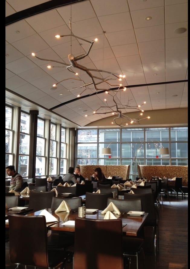 Chandeliers by CP Lighting at Via Vite, 520 Vine Street, Cincinnati, OH, USA, Cincinnati - newGROWTH Chandelier