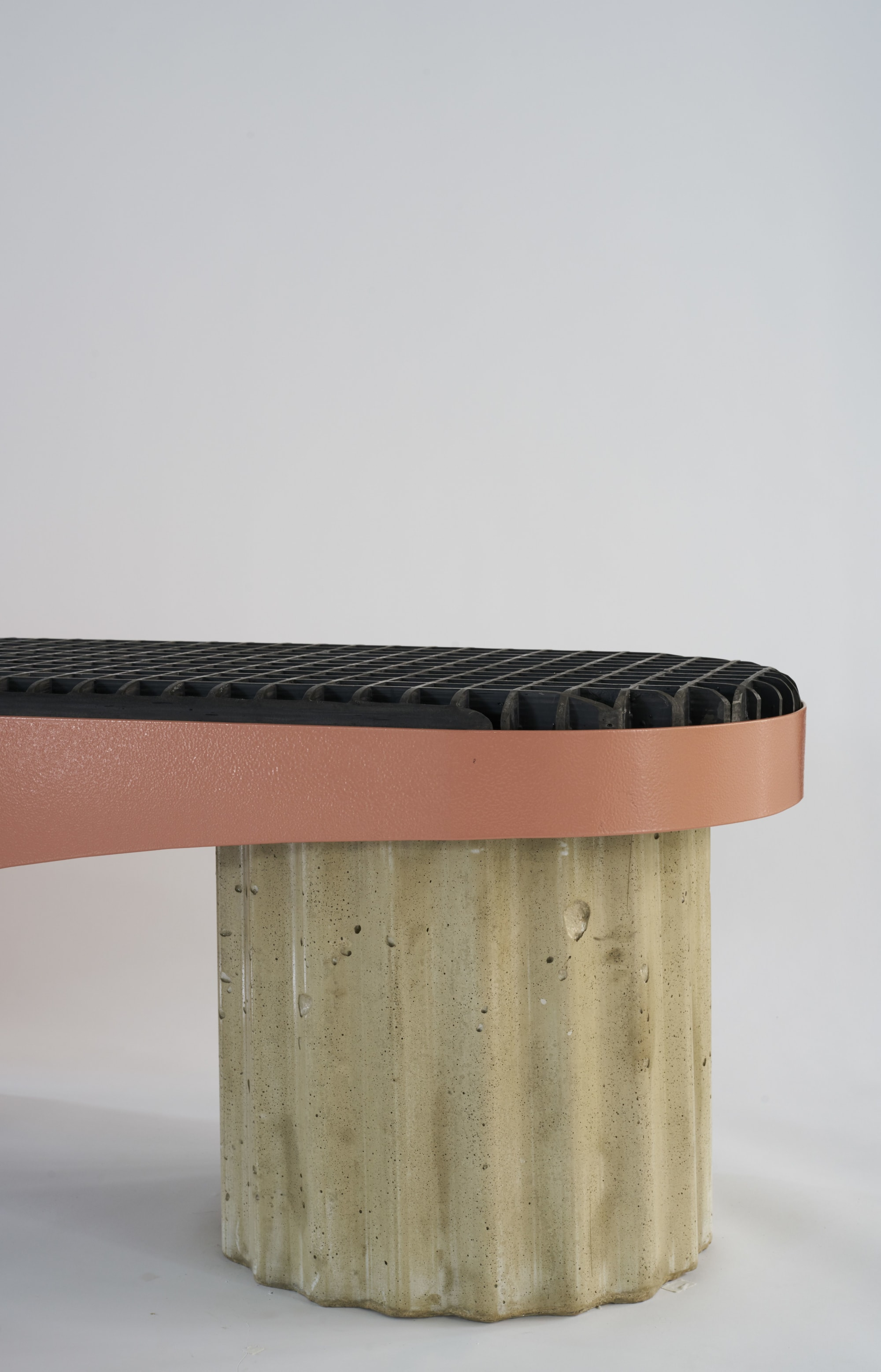 Benches & Ottomans by Arcana seen at Inside/Out - The Vale Park, Brooklyn - Jacesin Bench
