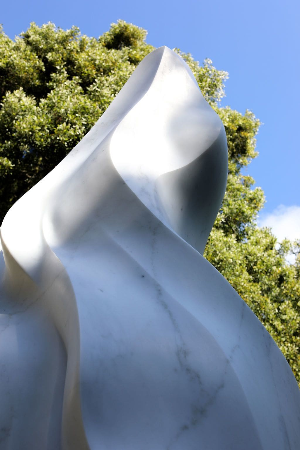 Sculptures by Yoko Kubrick seen at Private Residence, San Francisco - LETHE