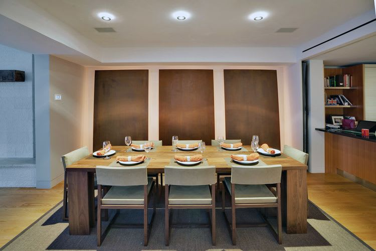 Interior Design by JTA | Jennifer Tulley Architects seen at Private Residence, New York - Tribeca Loft