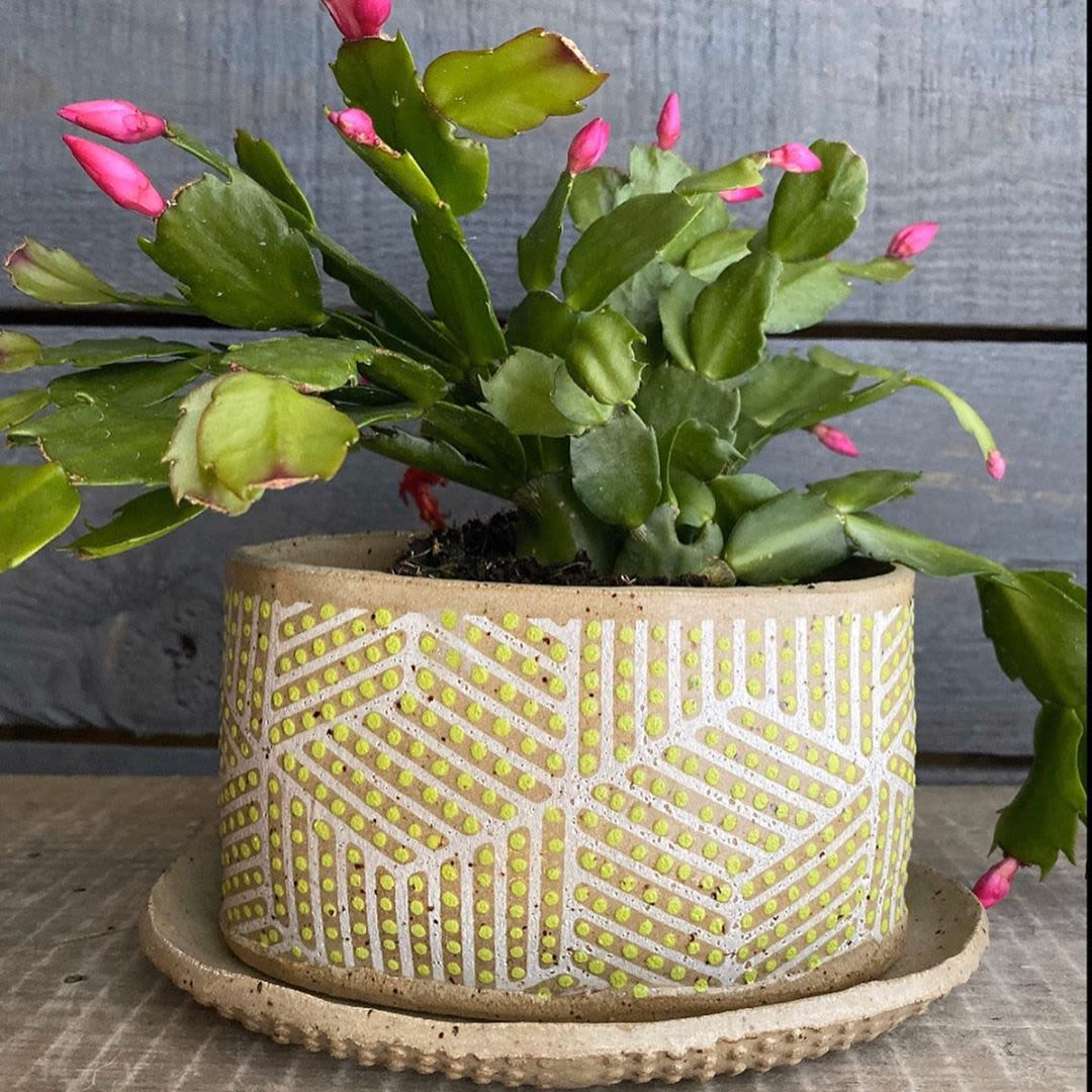 Vases & Vessels by Pine Zen Pottery seen at Private Residence, Ramsey - Planters