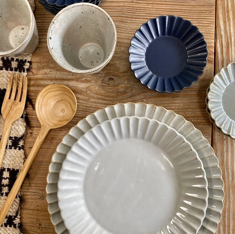 french japanese tableware
