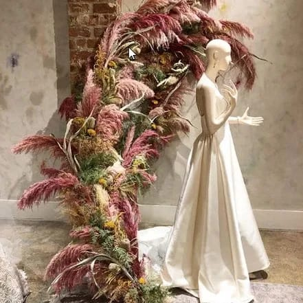 Plants & Flowers by East Olivia by Kelsea Olivia Gaynor at BHLDN, New York - Floral Installations