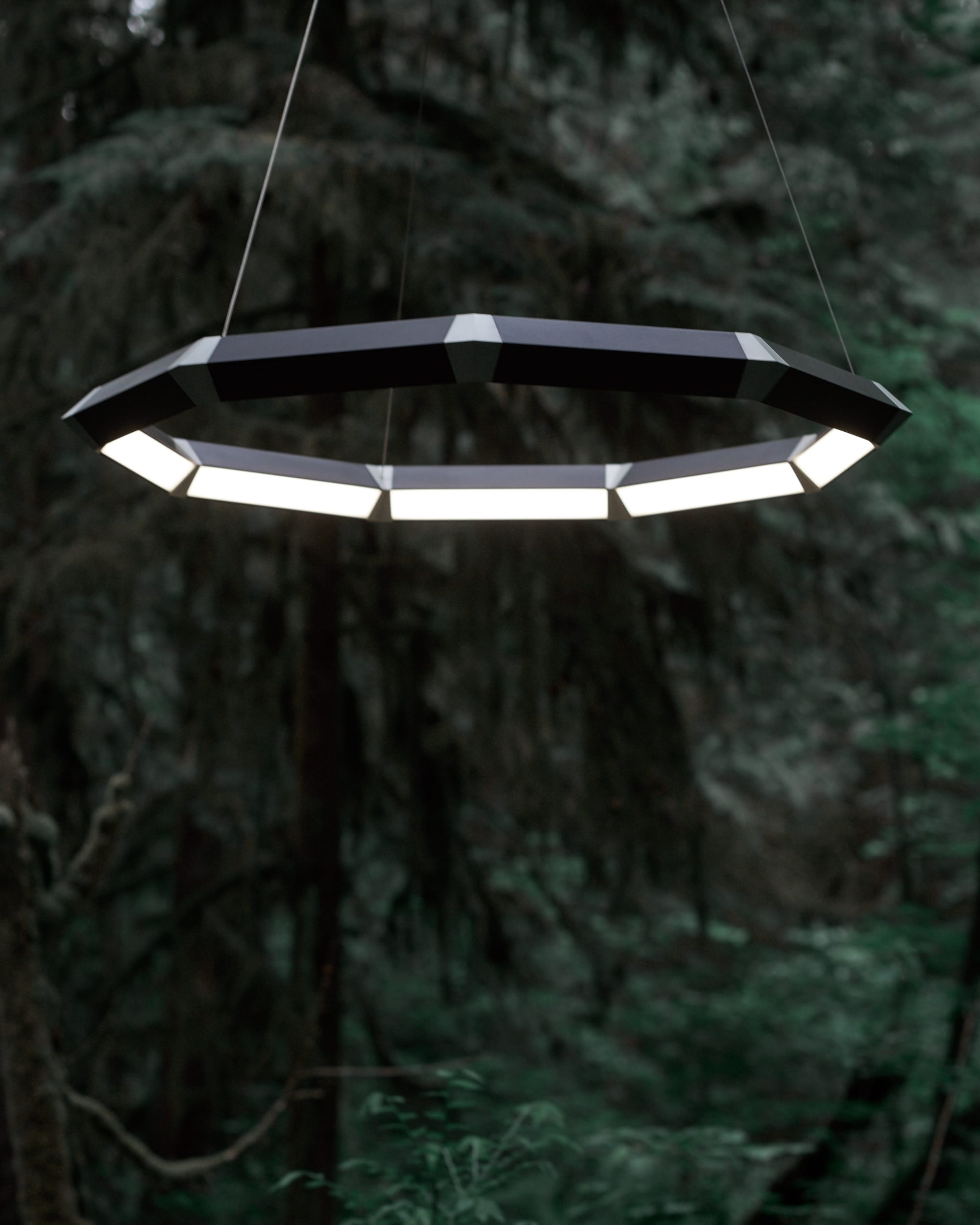 Pendants by Karice seen at Vancouver, Vancouver - Diamond Luxennea M series