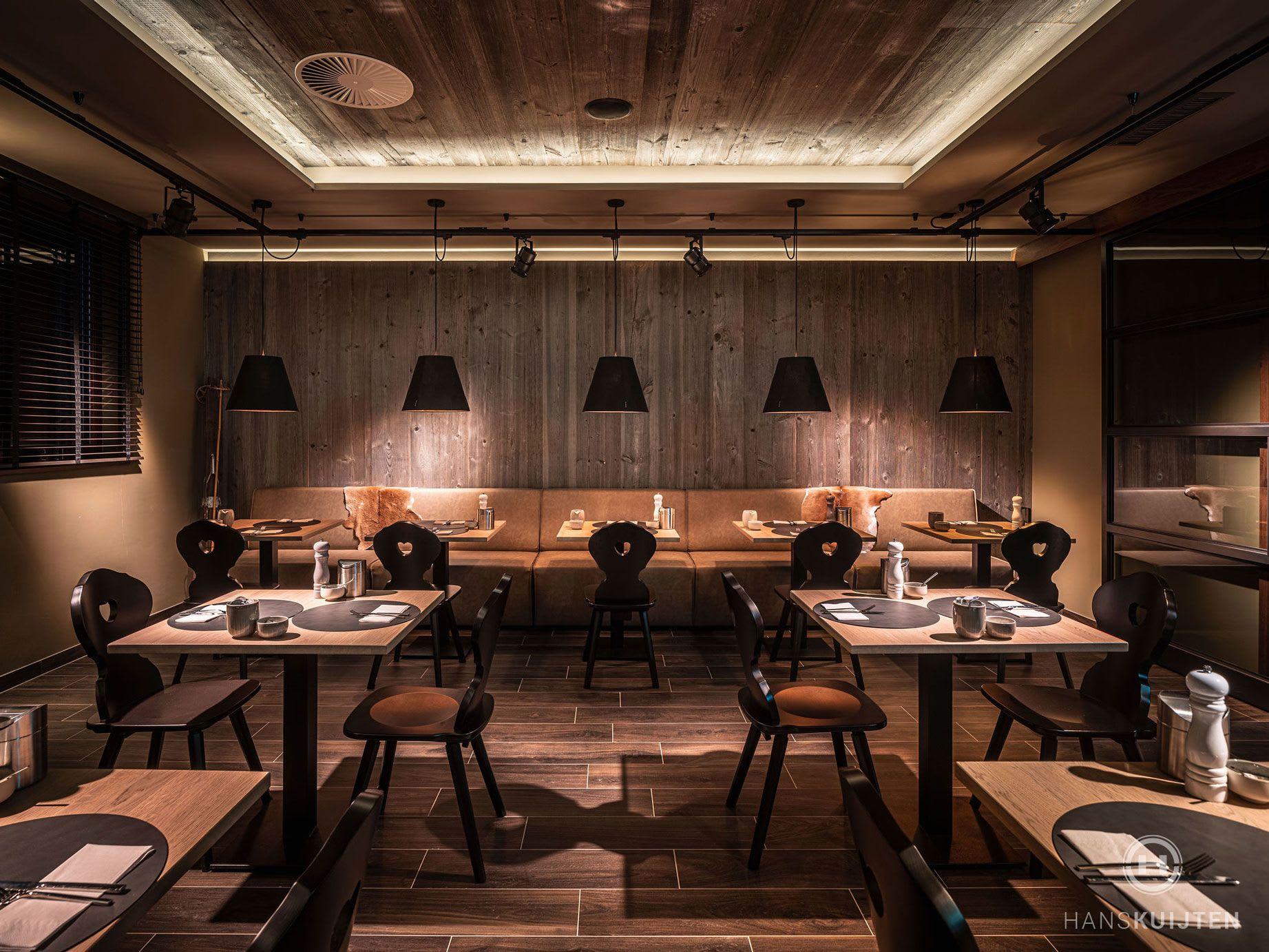 Interior Design by Hans Kuijten seen at Austria - Pure Resort Warth-Arlberg