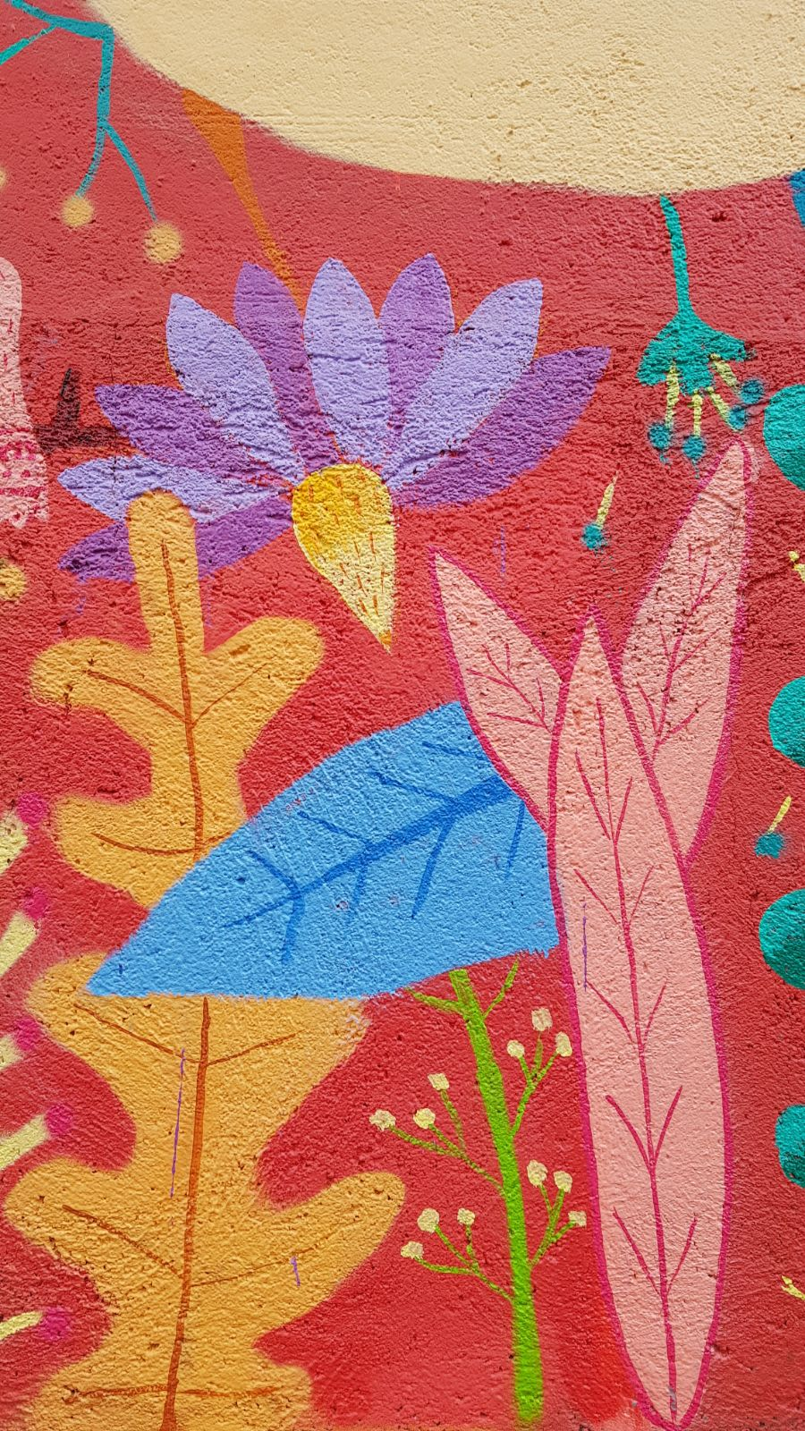 Street Murals by Its mancho seen at Alcobendas, Alcobendas - Agua-marina